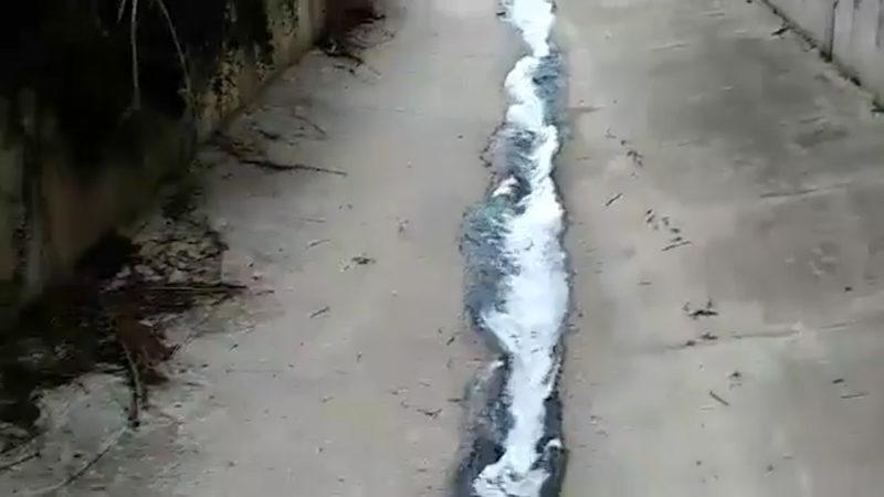 Inquinamento Solofrana