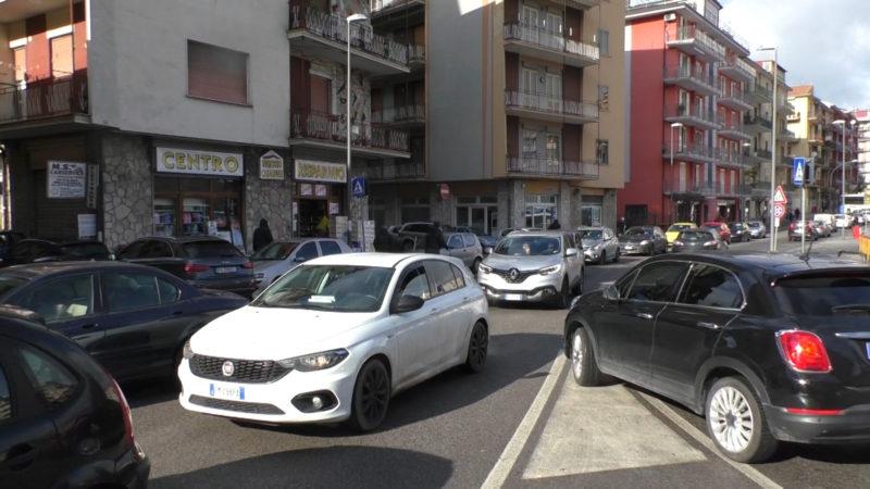 traffico Avellino