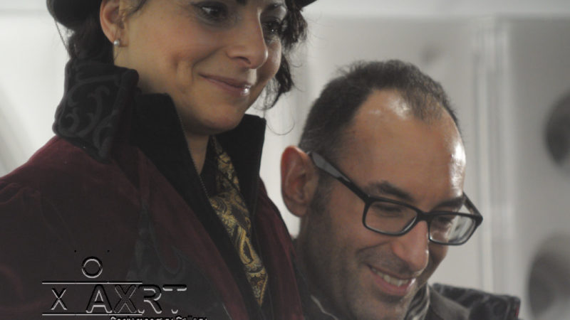Margherita Peluso e Max Coppeta