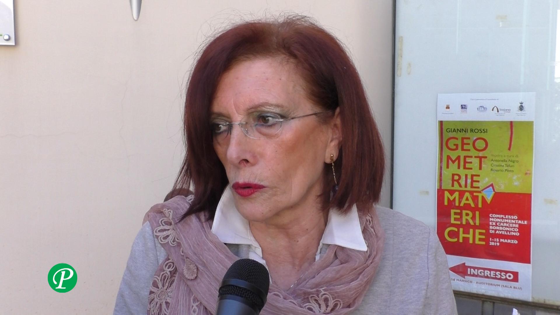 Domenica Lomazzo: intervista