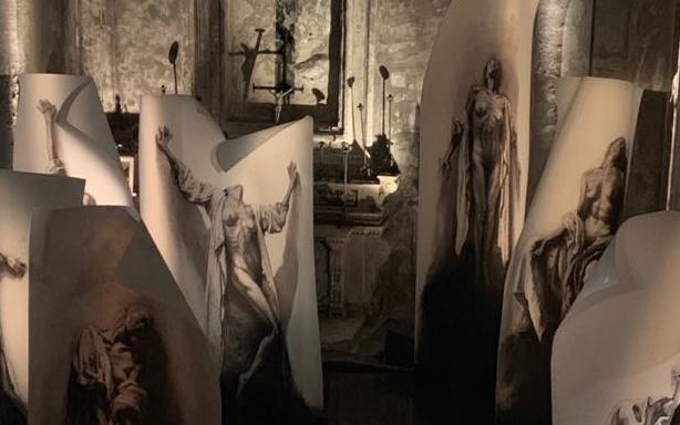 Extases: la mostra dell'artista francese a Napoli