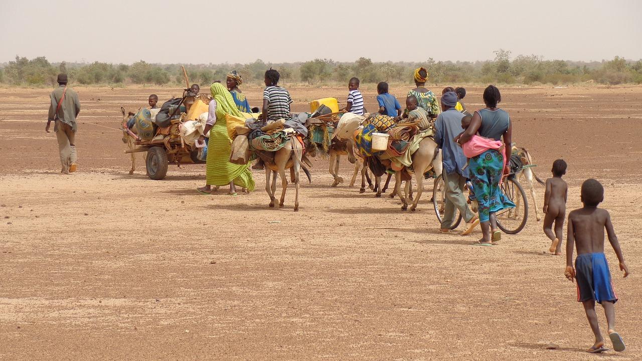 Immigrati africani