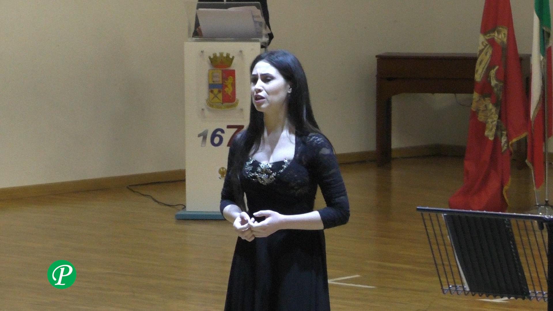 Marilena Ruta: la cantante lirica