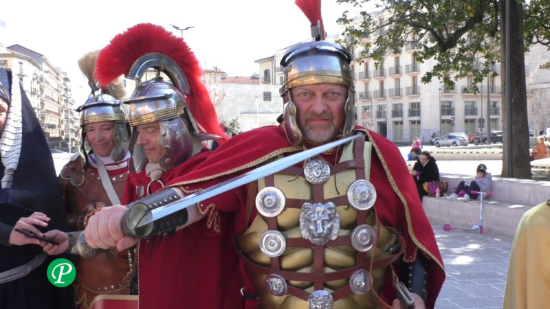 Rivottoli di Serino: via Crucis
