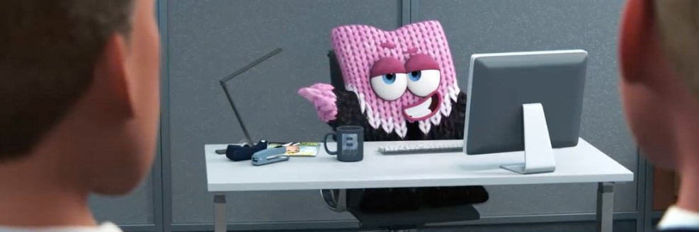 Purl: il corto animato Pixar