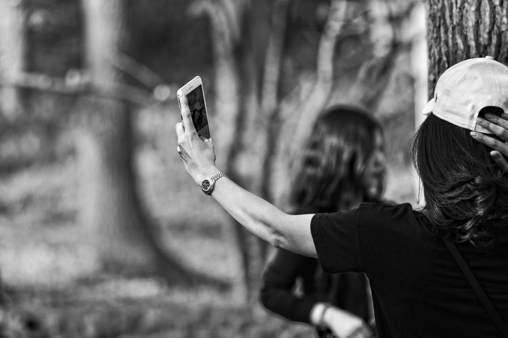 I selfie: narcisismo del nostro secolo