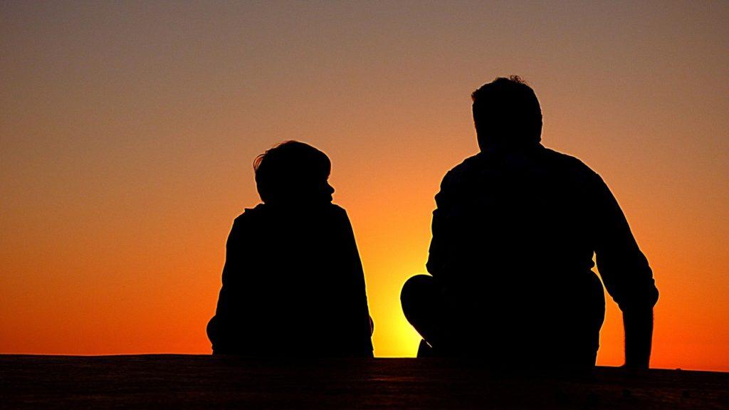 padri e figli: problematiche genitorialità