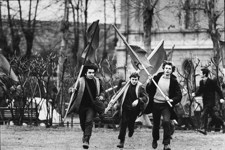 La politicizzazione del '68