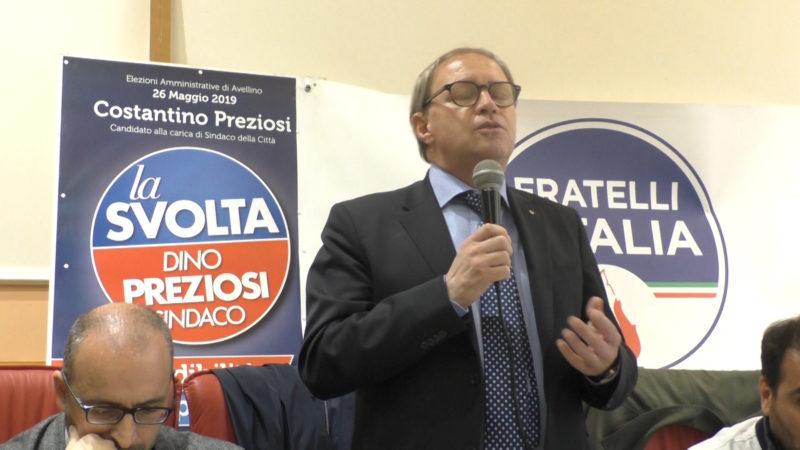 Dino Preziosi: intervista