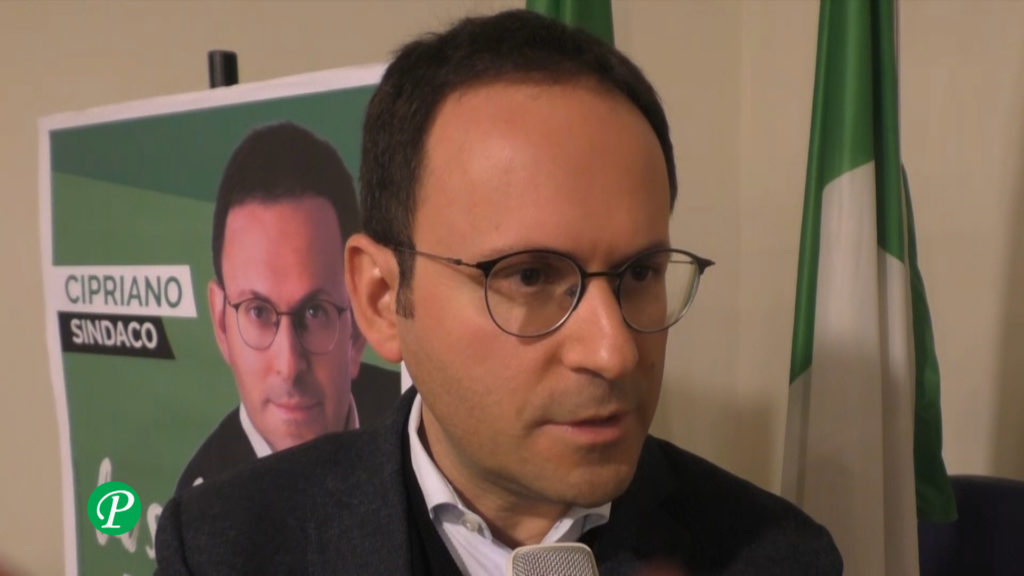 Luca Cipriano: intervista