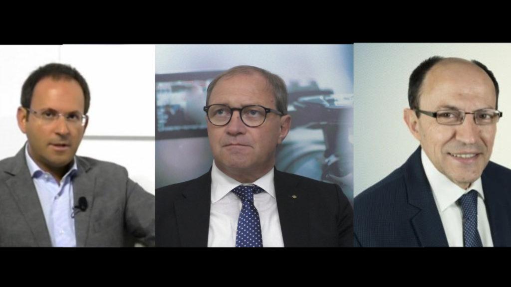Luca Cipriano, Dino Preziosi e Amalio Santoro: intervista tripla