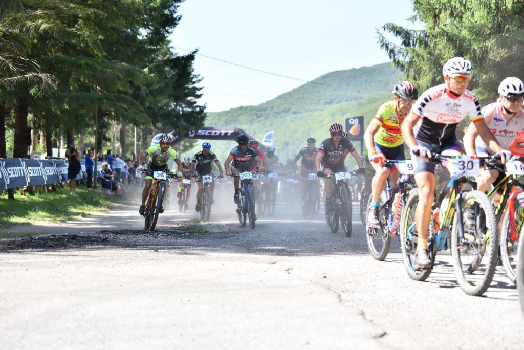 Mtb Altopiano Laceno: percorso 2019