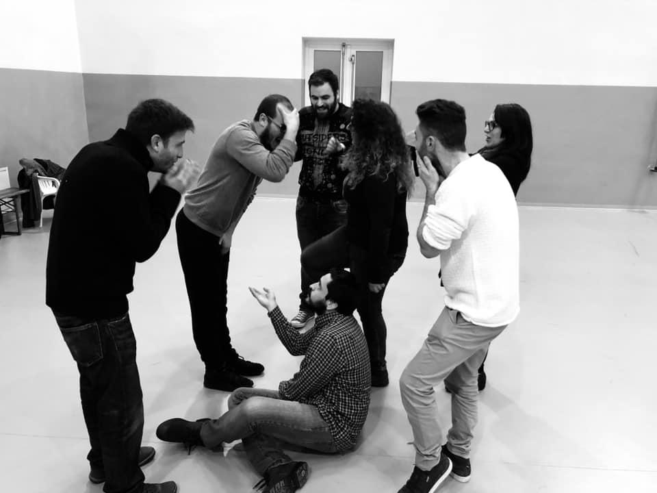 Laboratorio teatrale de La Fermata