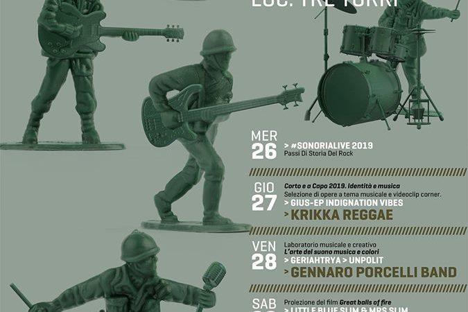 Dogana Blues 2019: programma