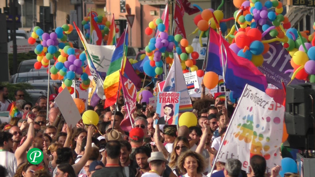 Abellinum Pride: sondaggio manifestanti e atripaldesi