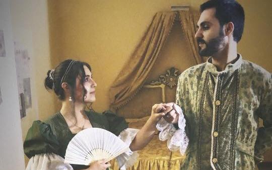Francesco Teselli e Gilda Ciccarelli: video