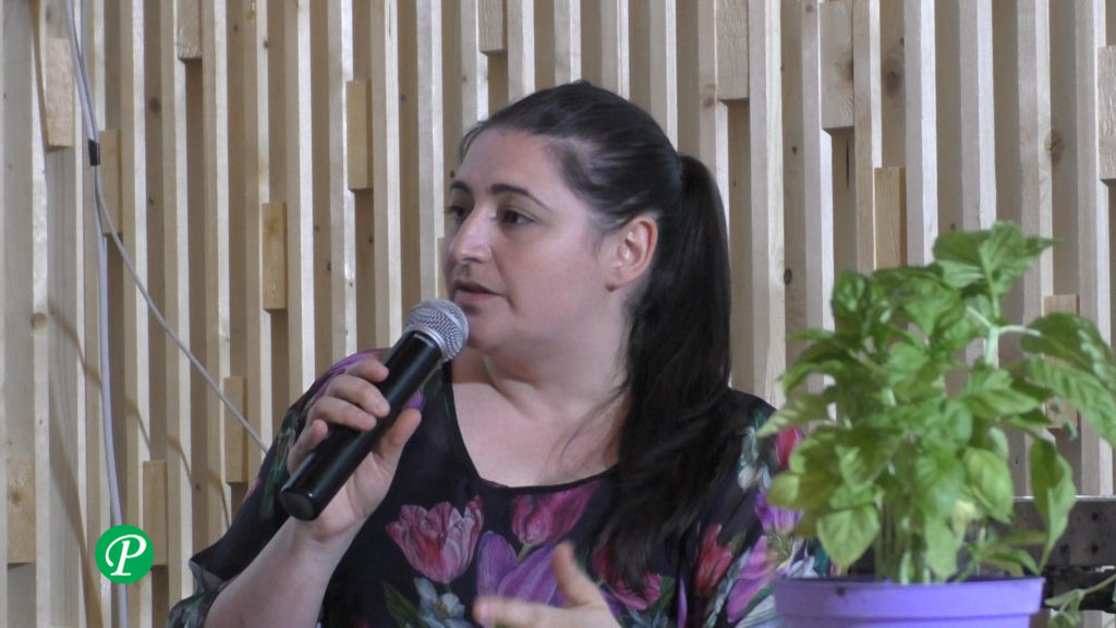 Nadia Savino: video
