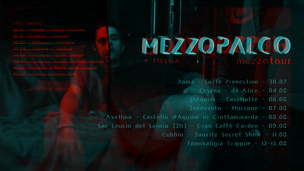 Mezzopalco:video