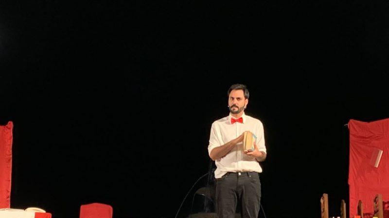 Compagnia teatrale La Fermata: video