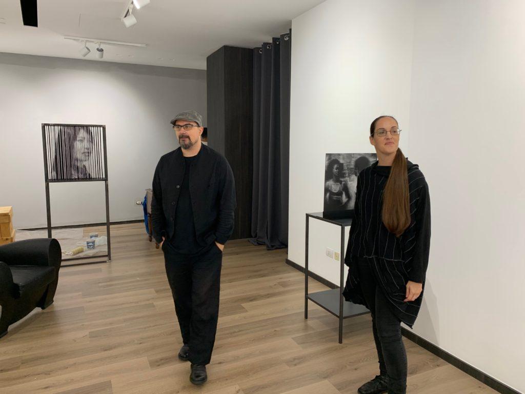 Alessandro Cardinale e Cristina Gori: video