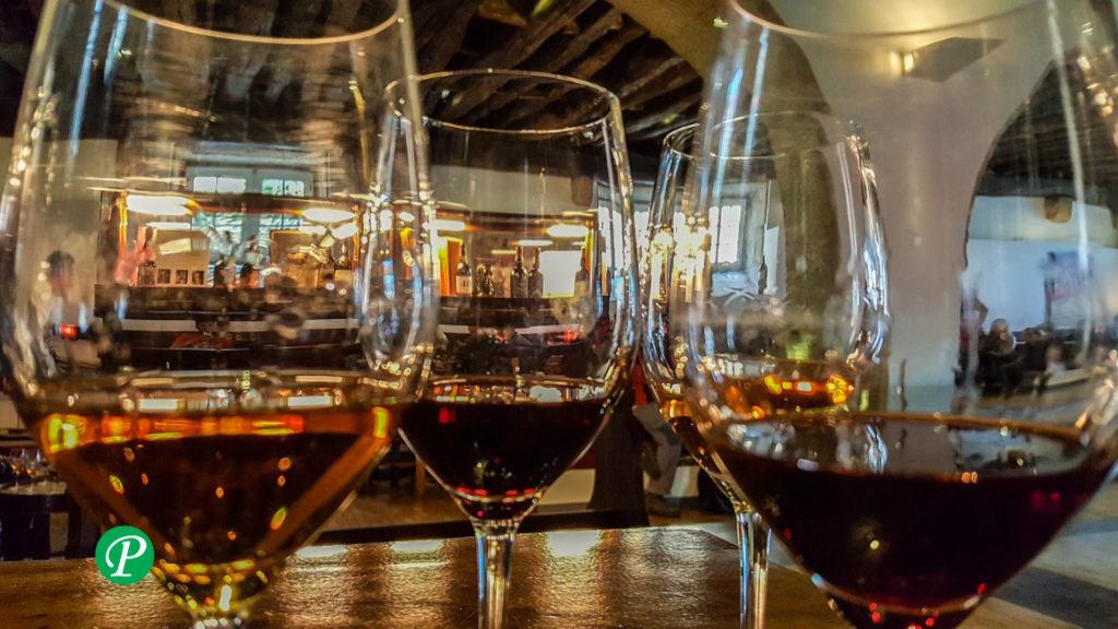 aromi del vino