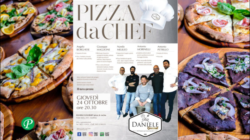 pizza da chef: video