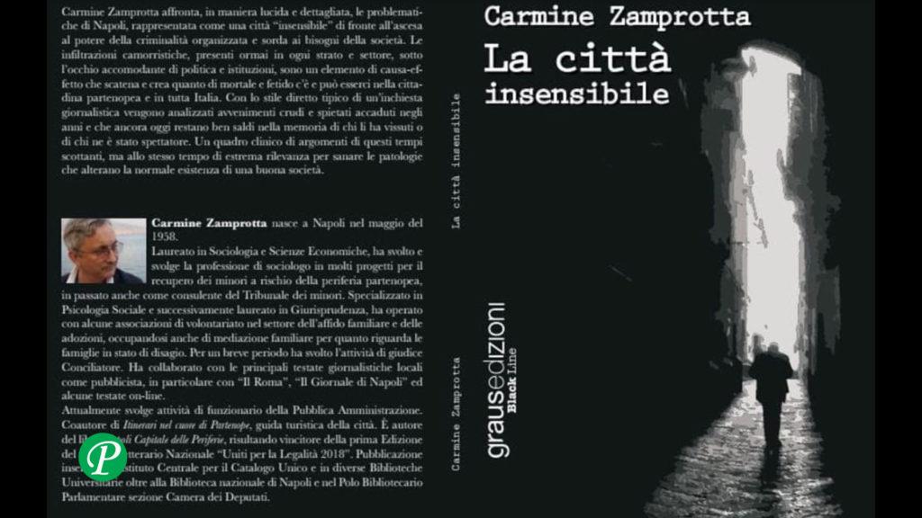 La città insensibile di Carmine Zamprotta: recensione