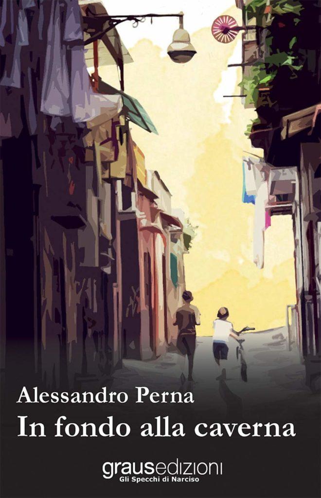 In fondo alla caverna di Alessandro Perna copertina