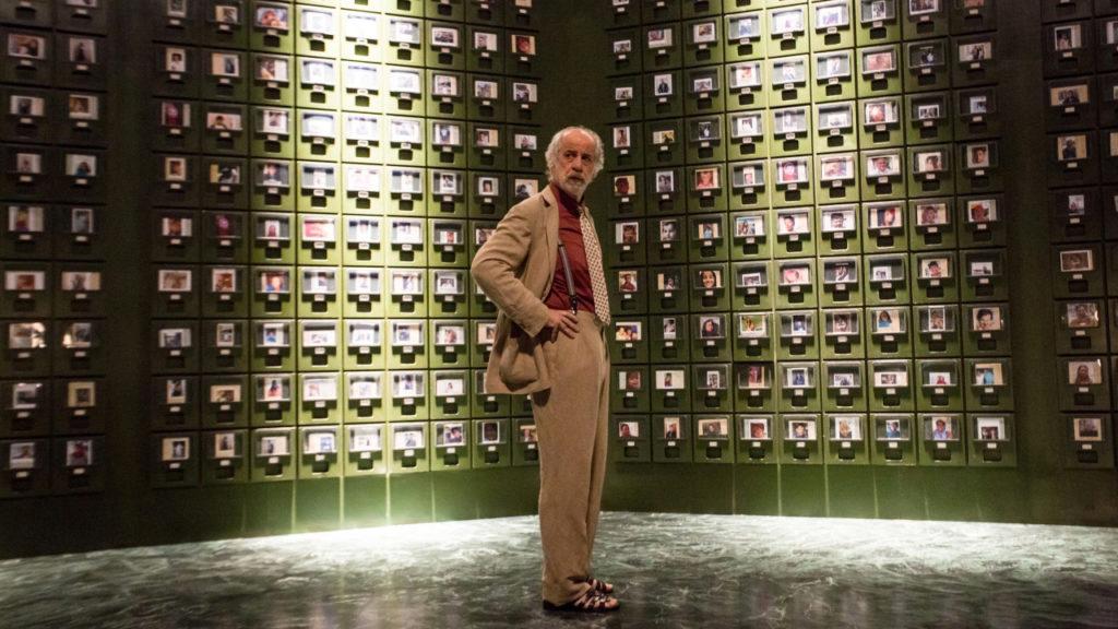 L'uomo del labirinto: recensione