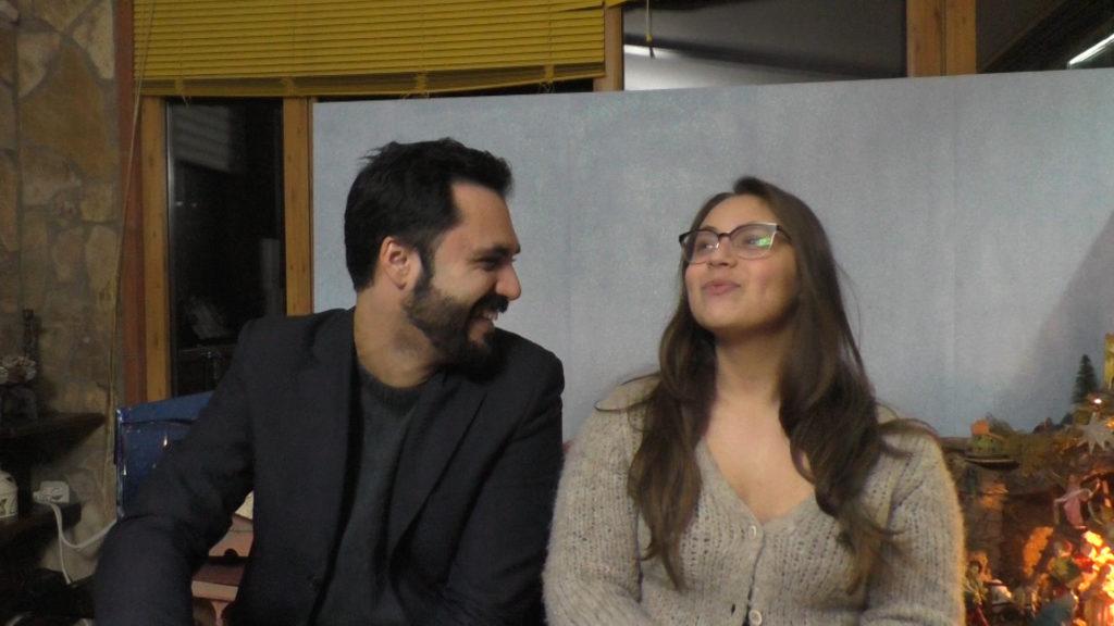 Francesco Teselli e Gilda Ciccarelli