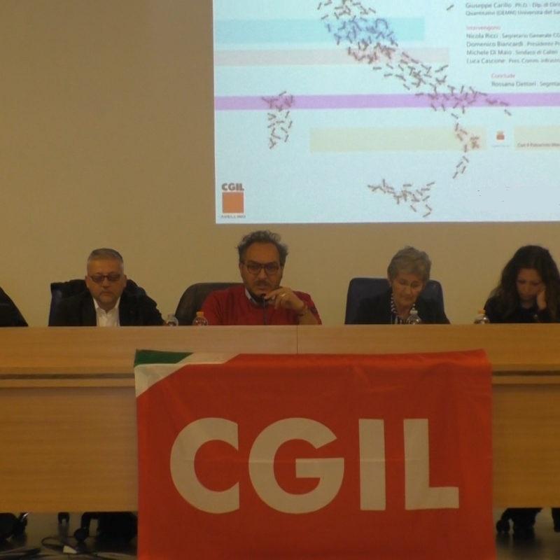 Cgil Avellino