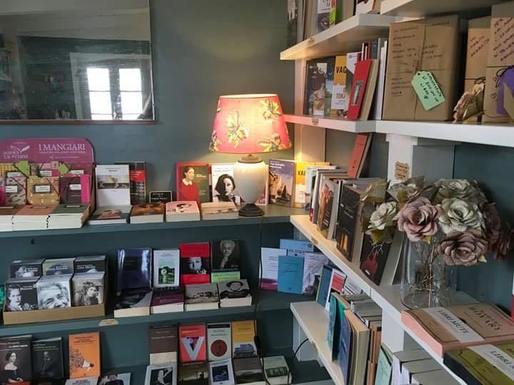 Interno libreria la Penna