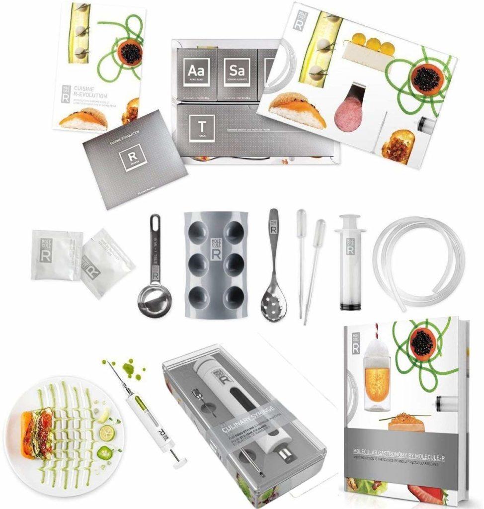 Kit cucina molecolare