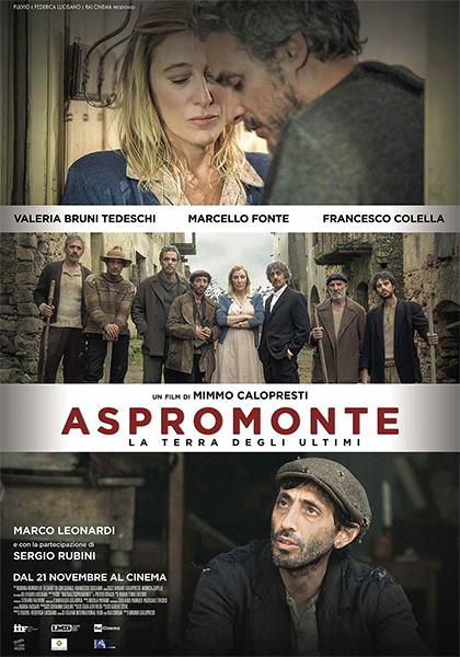 Locandina di Aspromonte