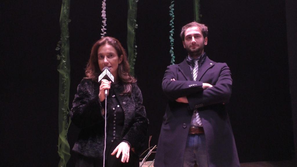 Antonella Tartaglia Polcini e Generoso Uva