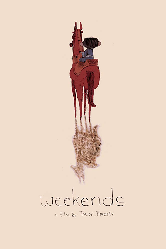 Weekends di Trevor Jimenez