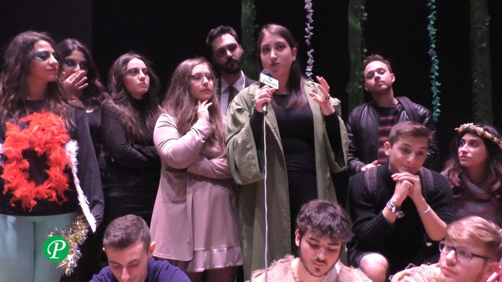 Unisannio laboratorio teatrale