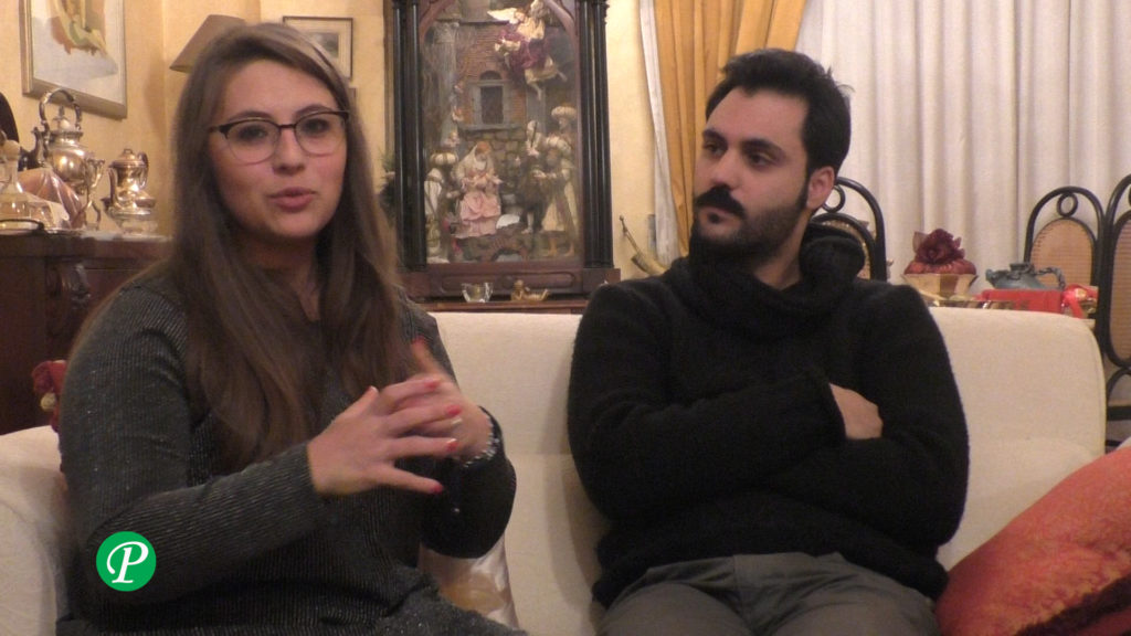 Francesco Teselli e Gilda Ciccarelli: video