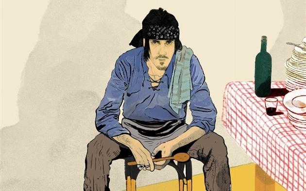 Il romanzo di Tommaso Melilli