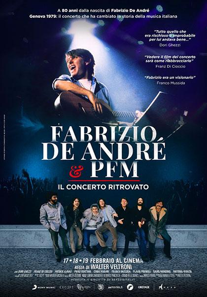 De André e PFM il concerto ritrovato: il trailer