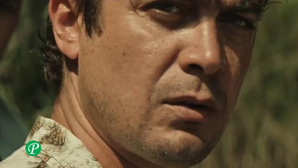 Riccardo Scarmarcio è il protagonista de Il ladro di giorni