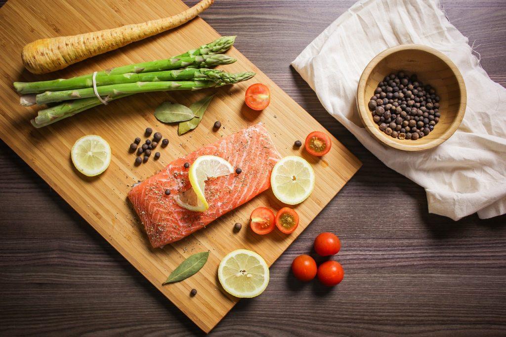 Salmone: ricette