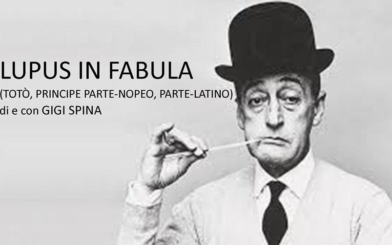 Lupus in fabula Teatro Lustri
