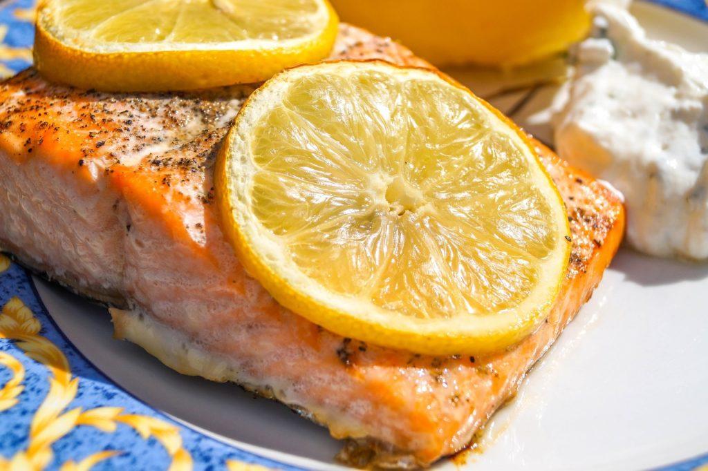 Salmone all'arancia: ricetta