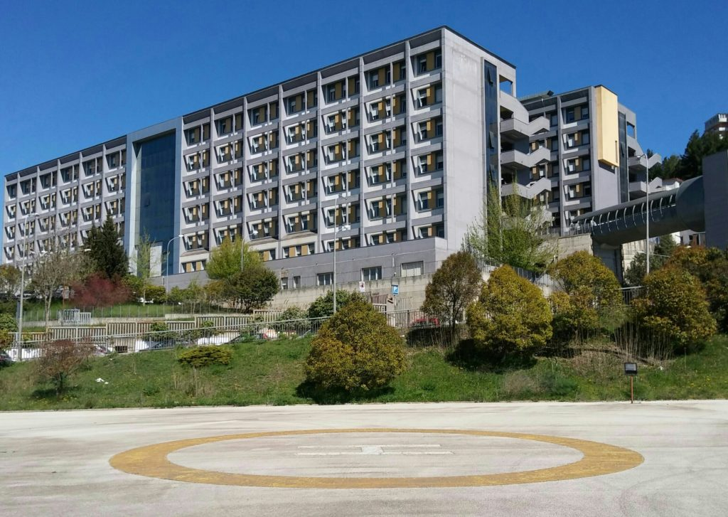 Ospedale Frangipane di Ariano Irpino