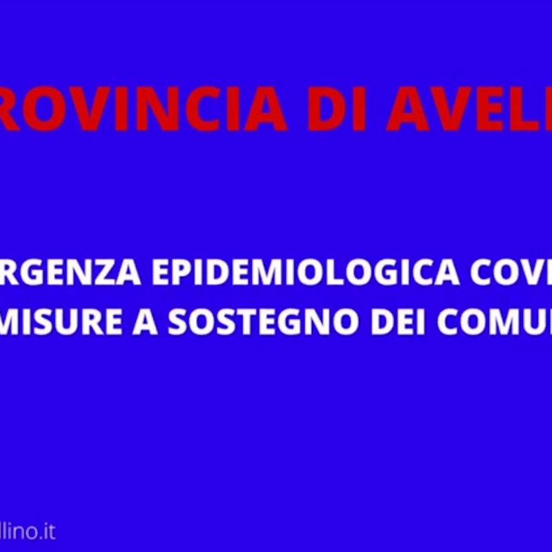 Emergenza Covid-19: le misure a sostegno dei Comuni