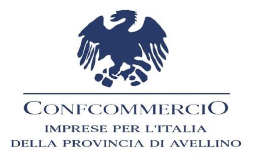 Confcommercio Avellino e il decreto Cura Italia