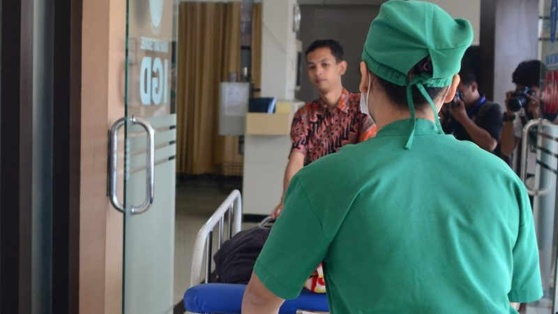 Assunti nuovi infermieri al Frangipane