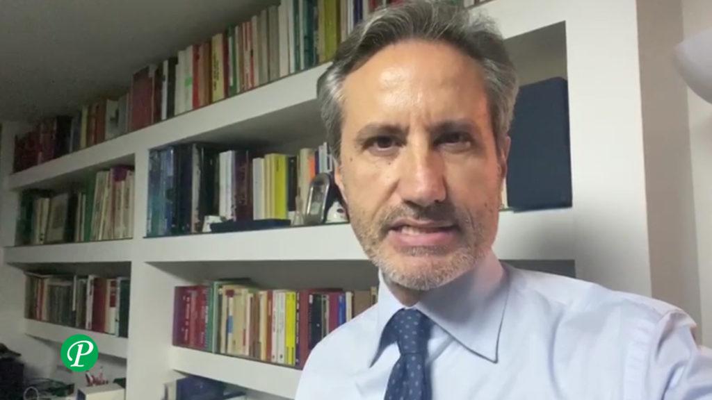 Stefano Caldoro: video