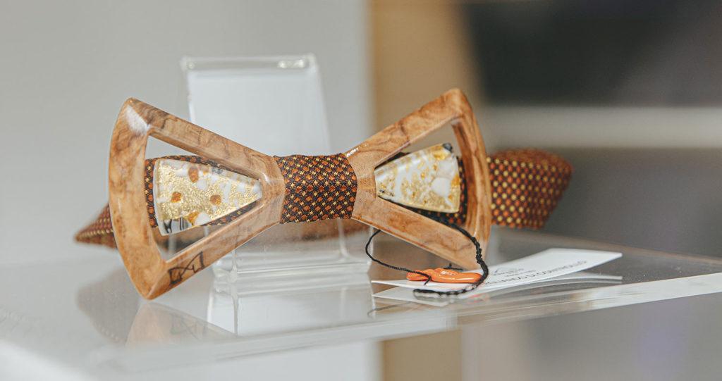 Papillon in legno Marz§